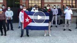 Amerete ancora un po' di più i medici cubani che cantano