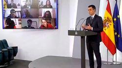 Sánchez respalda a Iglesias tras las críticas del Poder