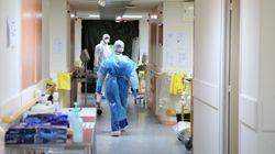 437 décès du Covid-19 en 24h, dont 295 dans les