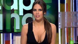 Cristina Pedroche se fotografía desnuda en la bañera y muchos ven lo mismo: no sale en la