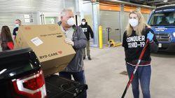 Hayley Wickenheiser, Ryan Reynolds Send PPE To Honour N.S. Shooting
