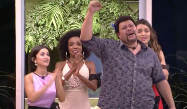 Babu deixa a casa do Big Brother Brasil