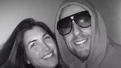 Adam Sandler Pops Up In Pete Davidson's 'SNL' Rap About Going Quarantine