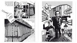 Covid-19 uccide Henri Kichka, sopravvissuto ad Auschwitz. La sua storia disegnata dal