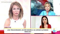 Mila Ximénez deja planchada a Alexia Rivas con esta pregunta sobre Alfonso