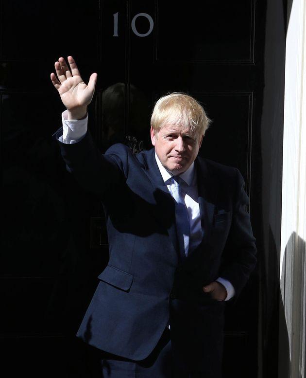 Ο Μπόρις Τζόνσον επέστρεψε στην πρωθυπουργική