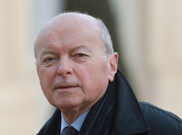Jacques Toubon, ici à l'Elysée le 11 février