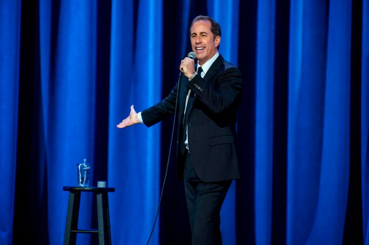 """Jerry Seinfeld: 23 Hours To Kill"""
