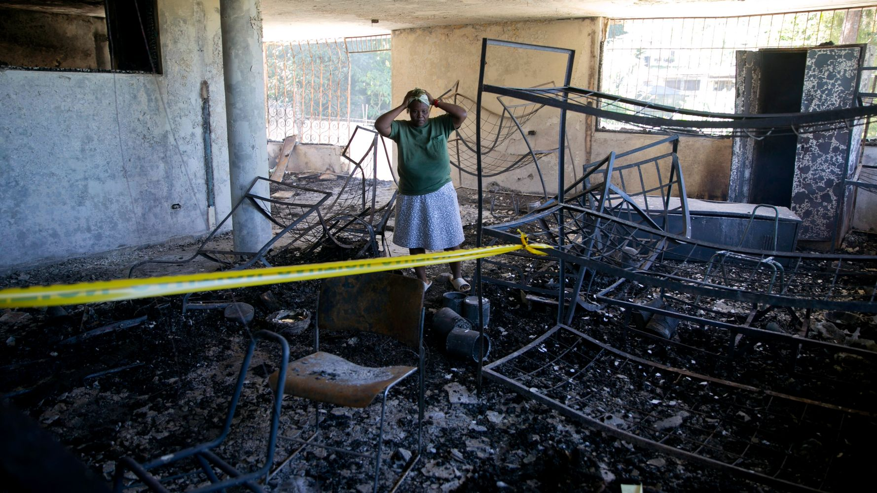 U.S. Church Faces Neglect Allegations After Death Of Children In Haiti Fire