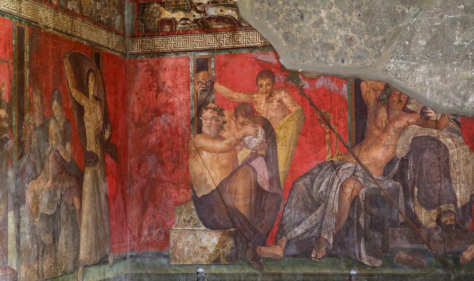 Πομπηία: Οι Ρωμαίοι έκαναν ανακύκλωση - Τι αποκάλυψαν ανασκαφές έξω από τα τείχη της
