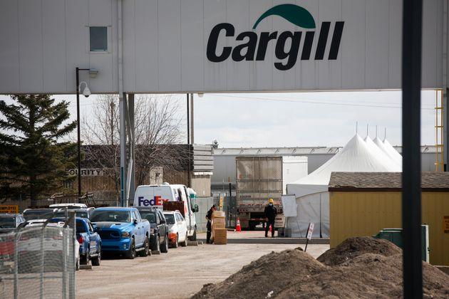Cargill announced a temporary shut down of its beef plant near High River where officials in the area...