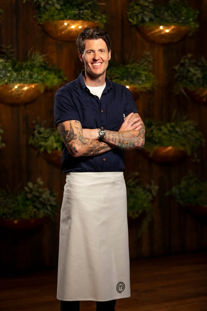 MasterChef Australia: Back To Win contestant Ben Milbourne