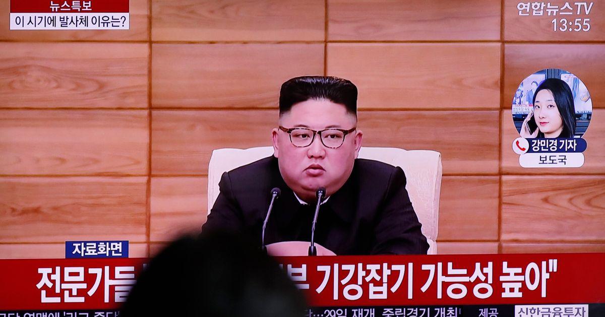 Kim Jong Un n'est pas mort, mais bien