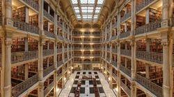 世界の図書館が神秘的すぎる【画像】