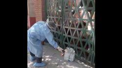 Viral Video Puts Question Mark On Modi Govt Praising 'Agra