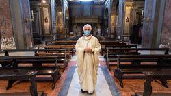 La Iglesia anuncia que está trabajando con el Gobierno para recuperar las misas