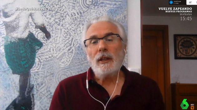 Baltasar Garzón en 'Lo de