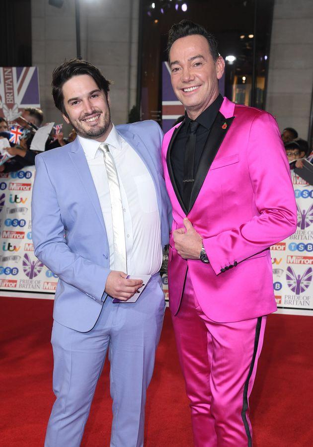 Jonathan Myring (l) and Craig Revel
