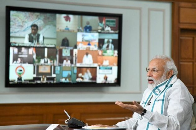 PM Modi Meeting With CMs: What States Said On Lockdown Extension | HuffPost  India