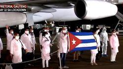 Πάνω από 200 γιατροί από την Κούβα (και) στη Νότιο Αφρική για την καταπολέμηση της