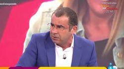 Jorge Javier Vázquez, más cabreado que nunca en 'Sálvame':