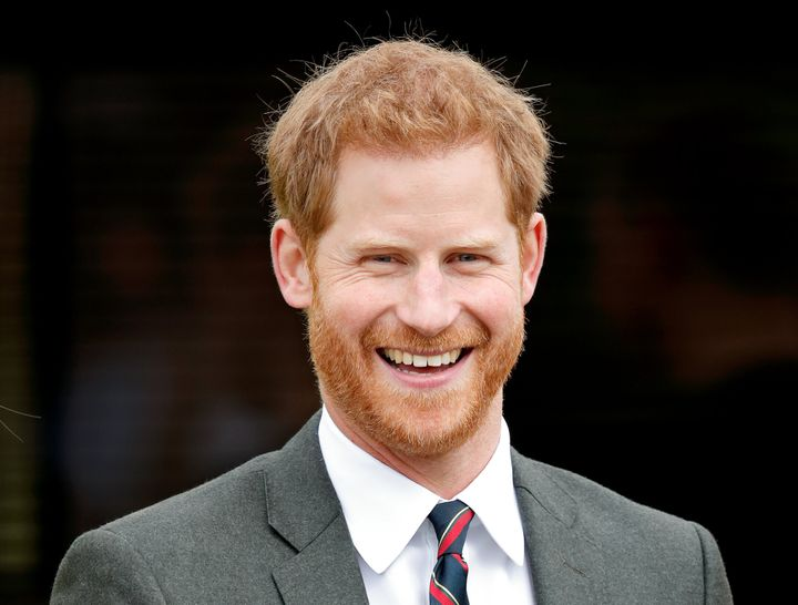 Prince Harry (photo d'archives)