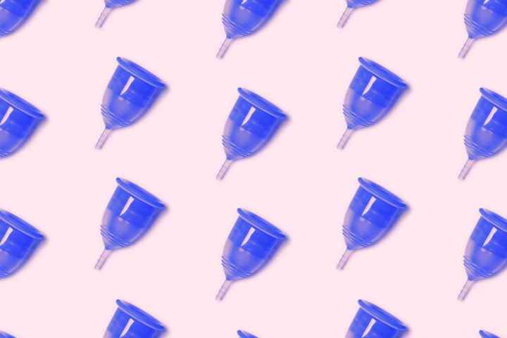 "Are menstrual cups worth it? Nearly a year after swapping to a menstrual cup, our writer swears by hers for reducing period cramps and feeling more in touch with her body. Keep scrolling for her <a href=""https://fave.co/3axvvKd"" target=""_blank"" rel=""noopener noreferrer"">Saalt menstrual cup</a> review."
