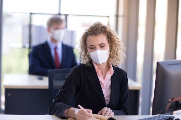 What your company should do if you're exposed to the coronavirus at work isn't always what happens.