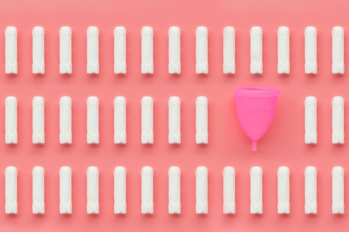 Since swapping to a menstrual cup, the author has experienced fewer and less severe cramps, as well as shorter periods. She's not alone. But there's little research on the phenomenon.
