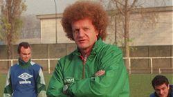 Robert Herbin, entraîneur mythique de l'AS Saint-Étienne, est
