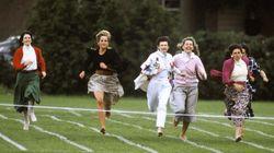 故ダイアナ妃が裸足で全力疾走、1991年の動画が話題に。ヘンリー王子の運動会で走る姿が笑顔をくれる