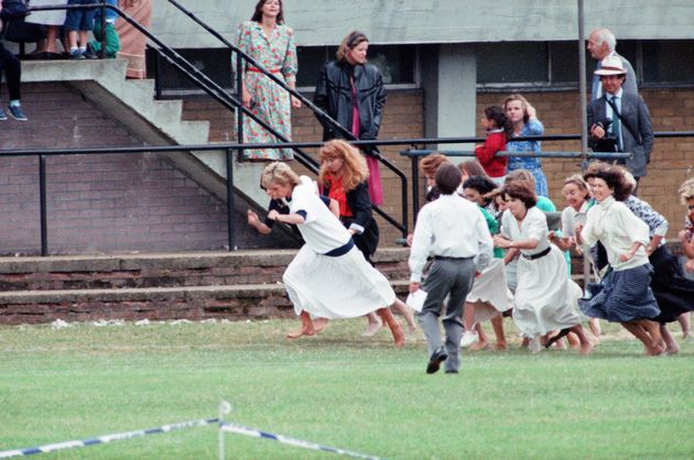 1989年のレースでは2位だったと言われている。