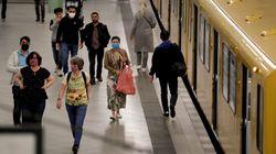 뉴 노멀 : 독일이 공공장소 마스크 착용을