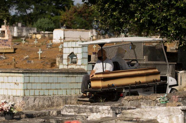 Κορονοϊός: Η Βραζιλία κινδυνεύει να γίνει το επόμενο επίκεντρο της