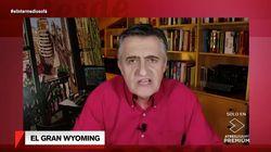 La reflexión de El Gran Wyoming sobre lo que nos espera tras el coronavirus: