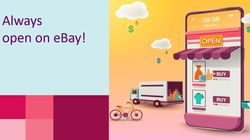 Always Open από την eBay: Επένδυση 1 εκατ. ευρώ και δημιουργία online καταστημάτων για ελληνικές