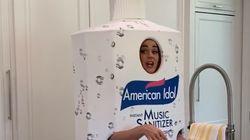 Le nouveau costume de Katy Perry est on ne peut plus