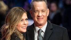Tom Hanks e la moglie donano il loro plasma per la ricerca del vaccino