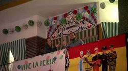 Sevilla celebra la Feria de Abril desde los balcones por el
