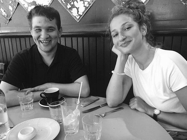 Anton et Léa à Montréal en 2016.Anton a beaucoup évolué pendant ce...