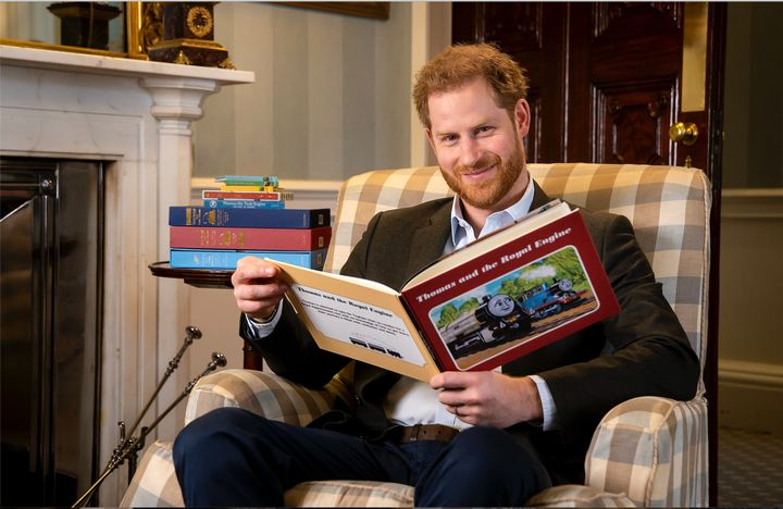 Prince Harry recorded a special introduction for the episode.