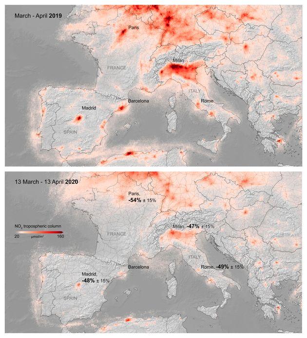 Η ατμοσφαιρική ρύπανση...