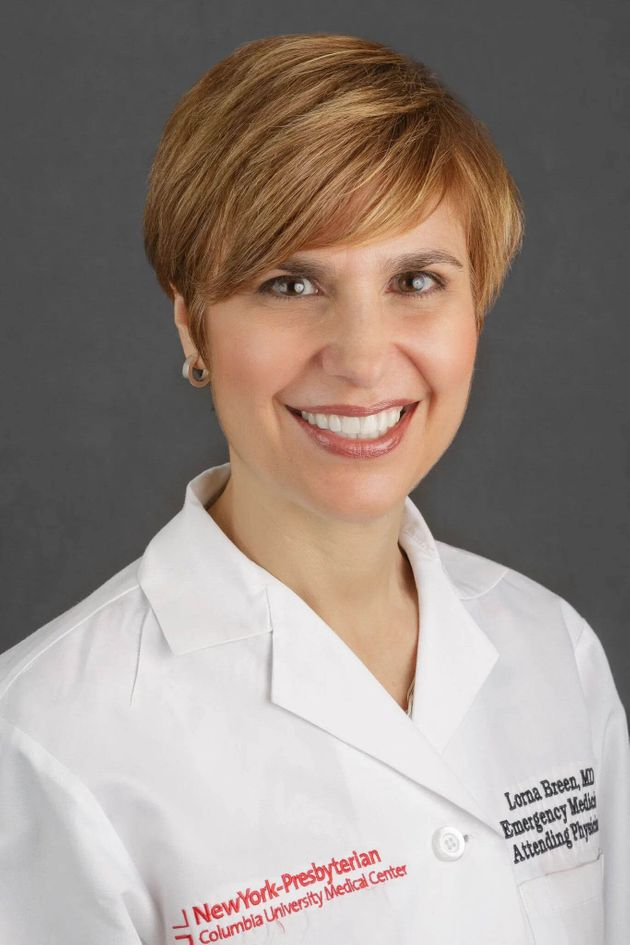 Dr. Lorna Breen served as the medical director of the emergency department at New York-Presbyterian Allen...