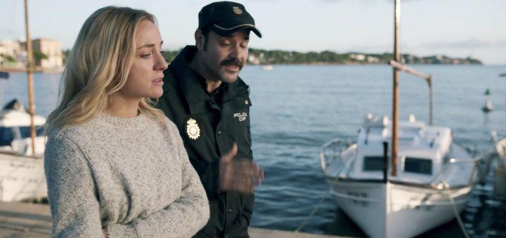 Miquel Fernández y Ángela Cremonte en 'Mentiras'.