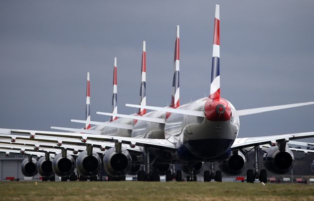 British Airways To Make Up To 12,000 Workers Redundant