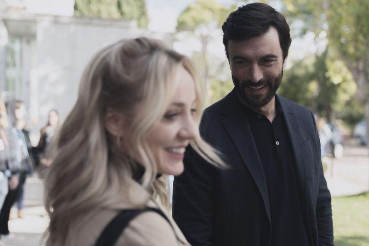 Una escena con los protagonistas de la serie.