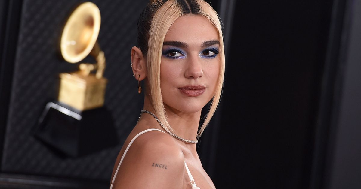 Dua Lipa Gives Fan S Mash Up Of Her Song And Bbc News Theme The Seal Of Approval Huffpost Uk