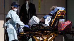 Entre 400 et 1000 décès de plus d'ici le 5 mai au Canada, prévoit la santé
