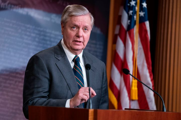 Sen. Lindsey Graham (R-S.C.) is already planning to hold a confirmation hearing for one of President Donald Trump's judicial
