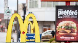 McDonald's Canada va commencer à utiliser du boeuf